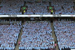 The final countdown: Rugby World Cup volunteers form The Pack
