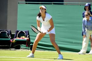 "Wimbledon Tennis: Robson takes the positives from ""infinitely better"" performance"