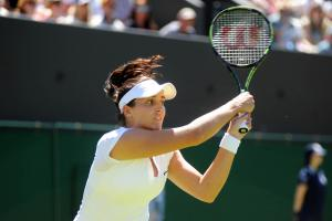 Wimbledon Tennis: Robson bows out of the ladies doubles