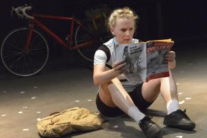 'Today she would be a superstar' - remarkable yet unknown cycling hero's tale comes to Kingston theatre