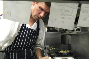 Chef with Michelin-star experience sets up in kitchen of Raynes Park interior design store