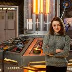 Sutton Guardian: Game Of Thrones star Maisie Williams: Working on Doctor Who was 'a joy'