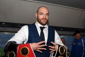 Tyson Fury dismisses chances of winning BBC Sports Personality of the Year award