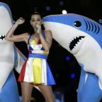 Sutton Guardian: Super Bowl 2016: 5 memorable moments from past half-time shows including Katy Perry's left shark