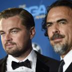 Sutton Guardian: Leonardo DiCaprio turns up to watch Alejandro Inarritu win big at the Directors Guild Awards for The Revenant
