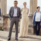 Sutton Guardian: Hugh Laurie loved playing a baddie in new Tom Hiddleston BBC series The Night Manager