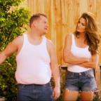 Sutton Guardian: Video: Cindy Crawford and James Corden have hilariously remade a famous advert