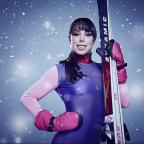 Sutton Guardian: Beth Tweddle operation 'a success' after gymnast injures neck on The Jump