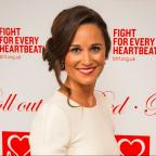 Sutton Guardian: Pippa Middleton pays tribute to friend she lost in speech at British Heart Foundation ball