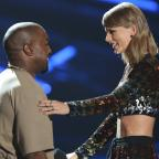 Sutton Guardian: Taylor Swift's squad are NOT happy about Kanye's lyrics on his new album