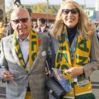 Sutton Guardian: Rupert Murdoch to return to Fleet Street for wedding celebration with Jerry Hall
