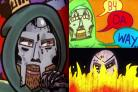 MF DOOM co-signs fan-made Gas Drawls video