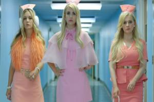 The Chanels are back! Get the first look at second series of Scream Queens