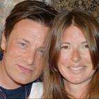 Sutton Guardian: Jamie Oliver shares sweet photo of Jools and their newborn taking a nap