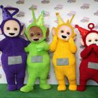 Sutton Guardian: Stars turn out to celebrate the Teletubbies' 20th anniversary