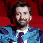 Sutton Guardian: David Tennant 'chuffed' to have Mad To Be Normal premiere in Glasgow