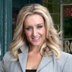 Sutton Guardian: Corrie's Catherine Tyldesley relishes soap 'scrap' with Kym Marsh