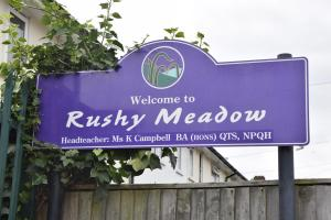 Rushy Meadow Primary School was given an 'inadequate' rating by Ofsted