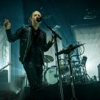Sutton Guardian: Radiohead top the bill as music begins at Glastonbury