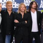 Sutton Guardian: The heat is on for Foo Fighters at Glastonbury, says drummer Taylor Hawkins