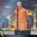Sutton Guardian: Liam Gallagher dedicates Glastonbury song to terror and fire victims
