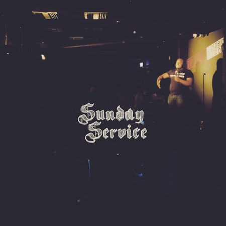 Sunday Service - Comedy & Debate Show (hosted by Ola)
