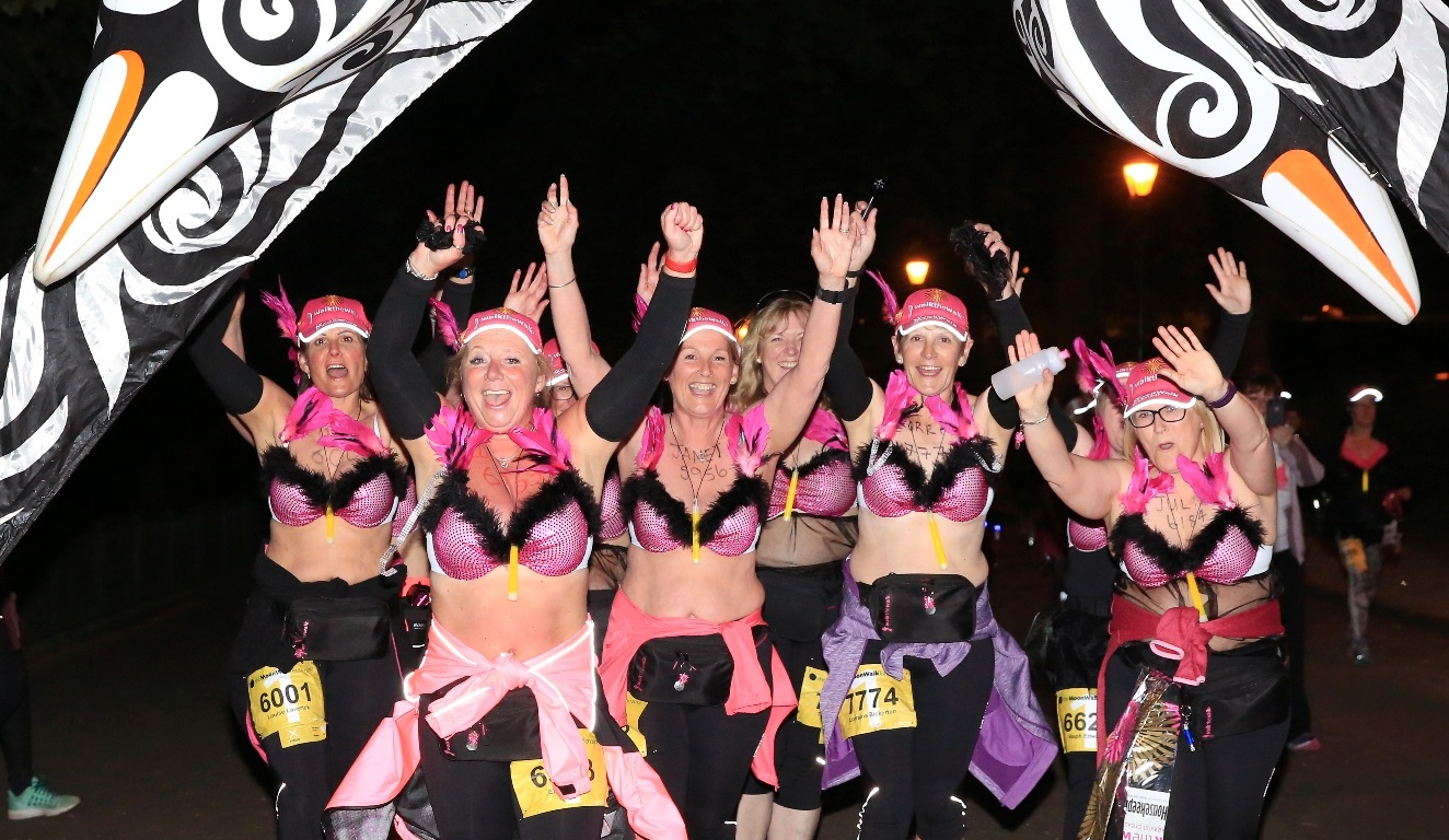 The MoonWalk London 2018