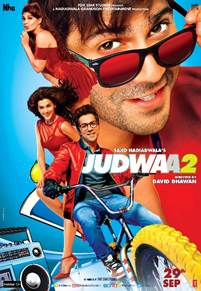 A DOUBLE DOSE OF VARUN DHAWAN IN JUDWAA 2, INTERNATIONAL RELEASE 29TH SEPTEMBER 2017