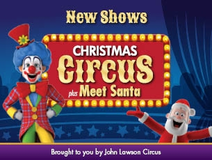 Christmas Circus at Squire's Shepperton