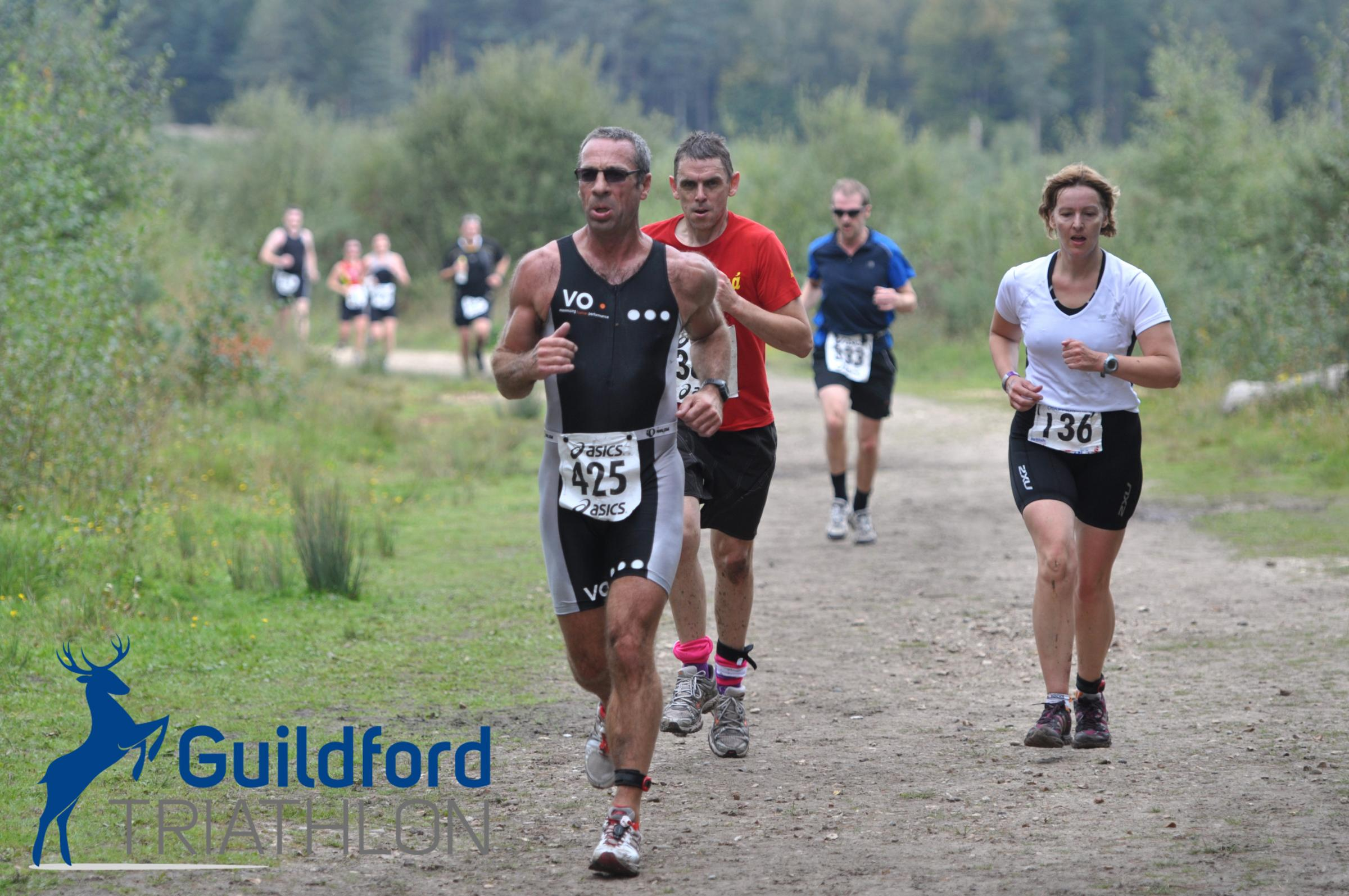 Guildford Triathlon - G Tri