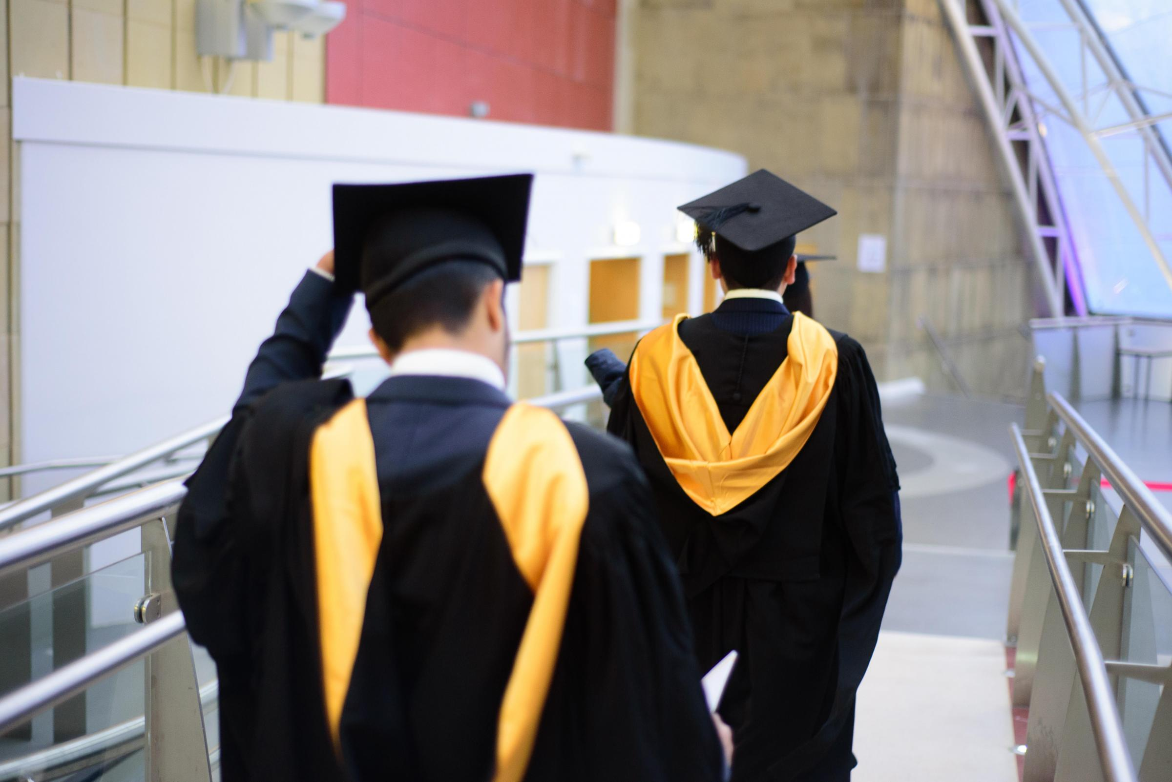 Graduates on less than £25k will not have to repay student loans