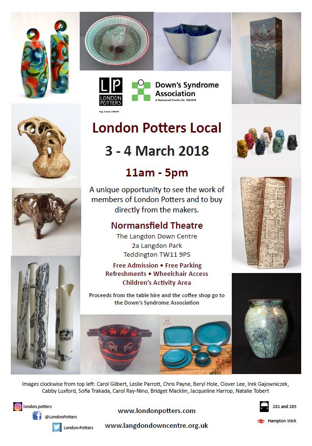 London Potters Local