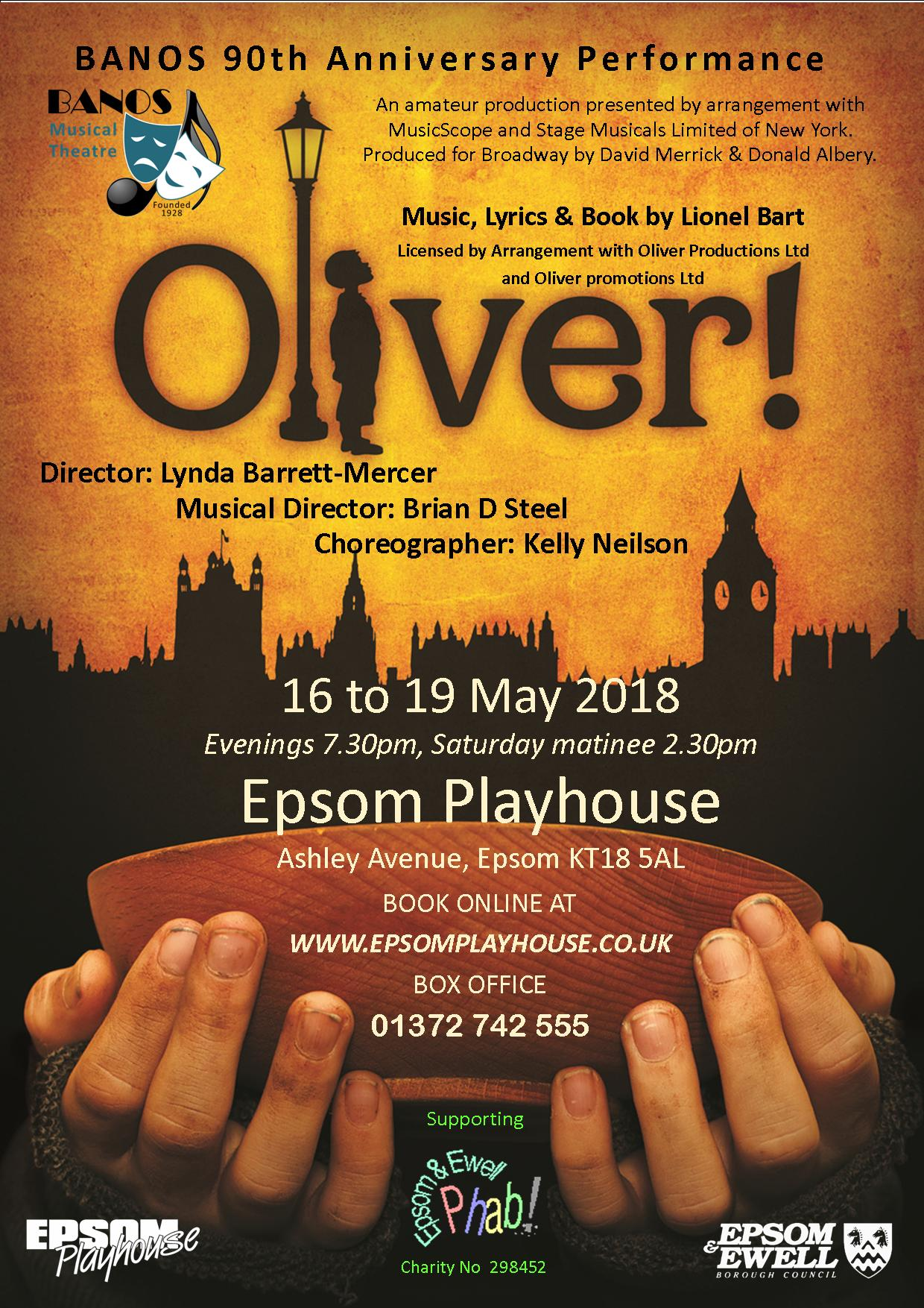Oliver - The Musical