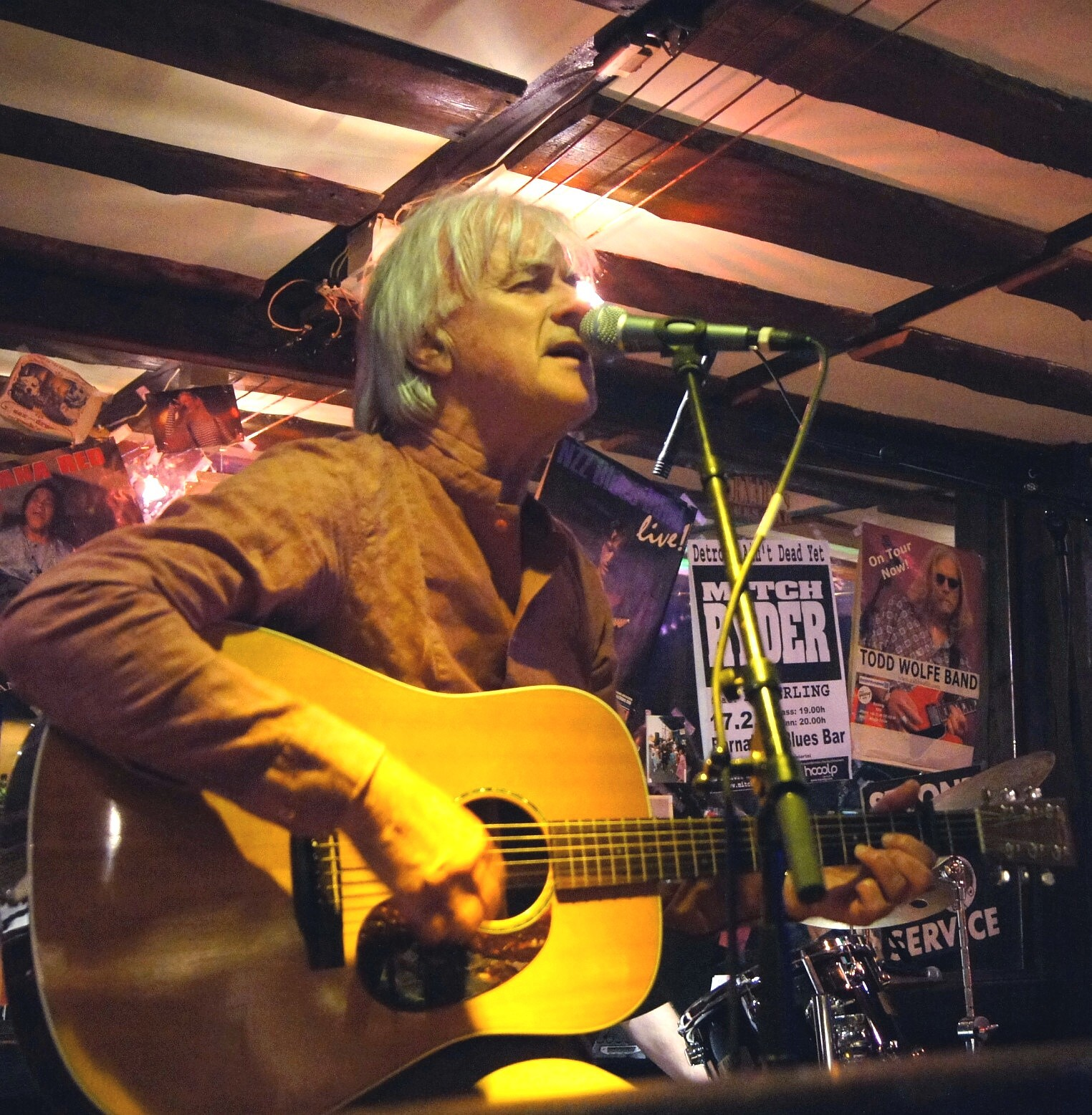 Jim McCarty Album Launch + Judy Dyble