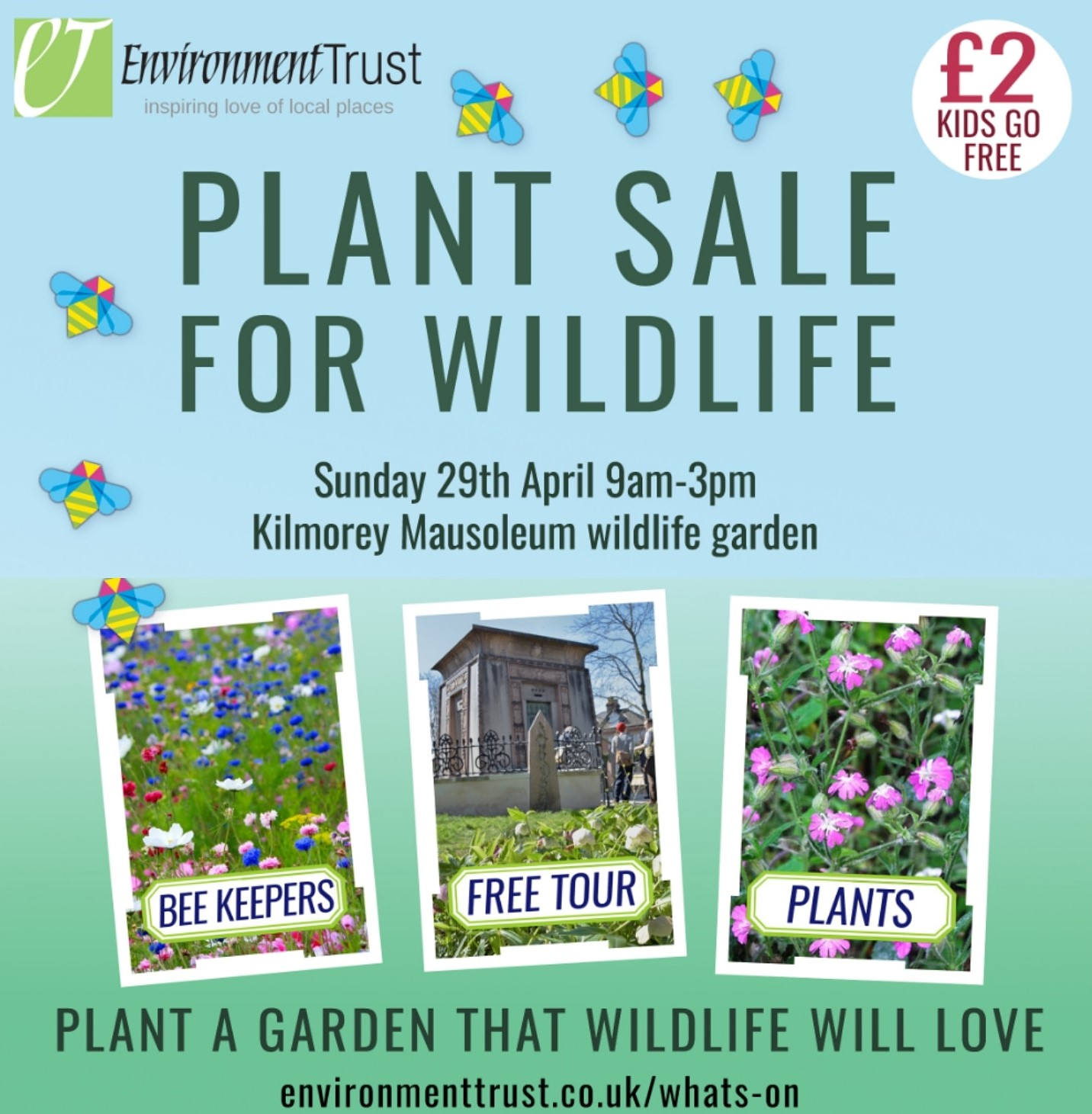 Plant Sale for Wildlife