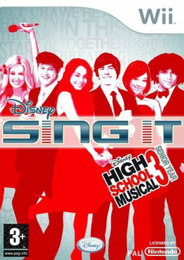 Disney Sing It!: High School Musical 3 – Wii