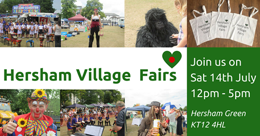 Hersham Village Fair