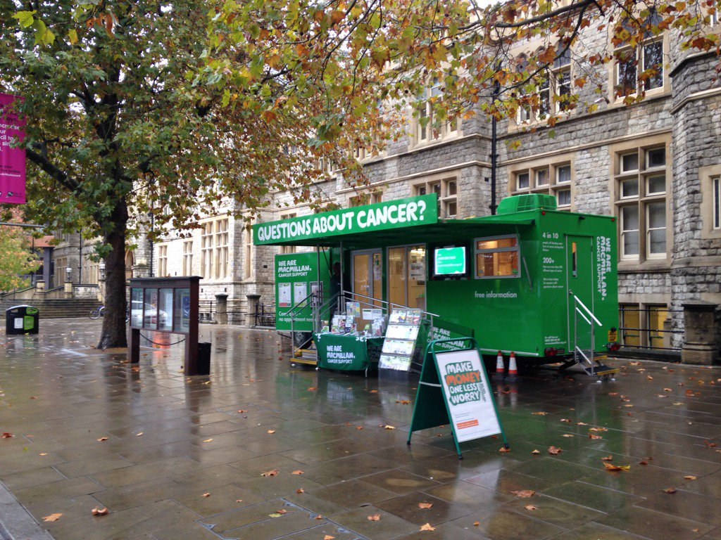 Macmillan Cancer Support Information Service in Leatherhead