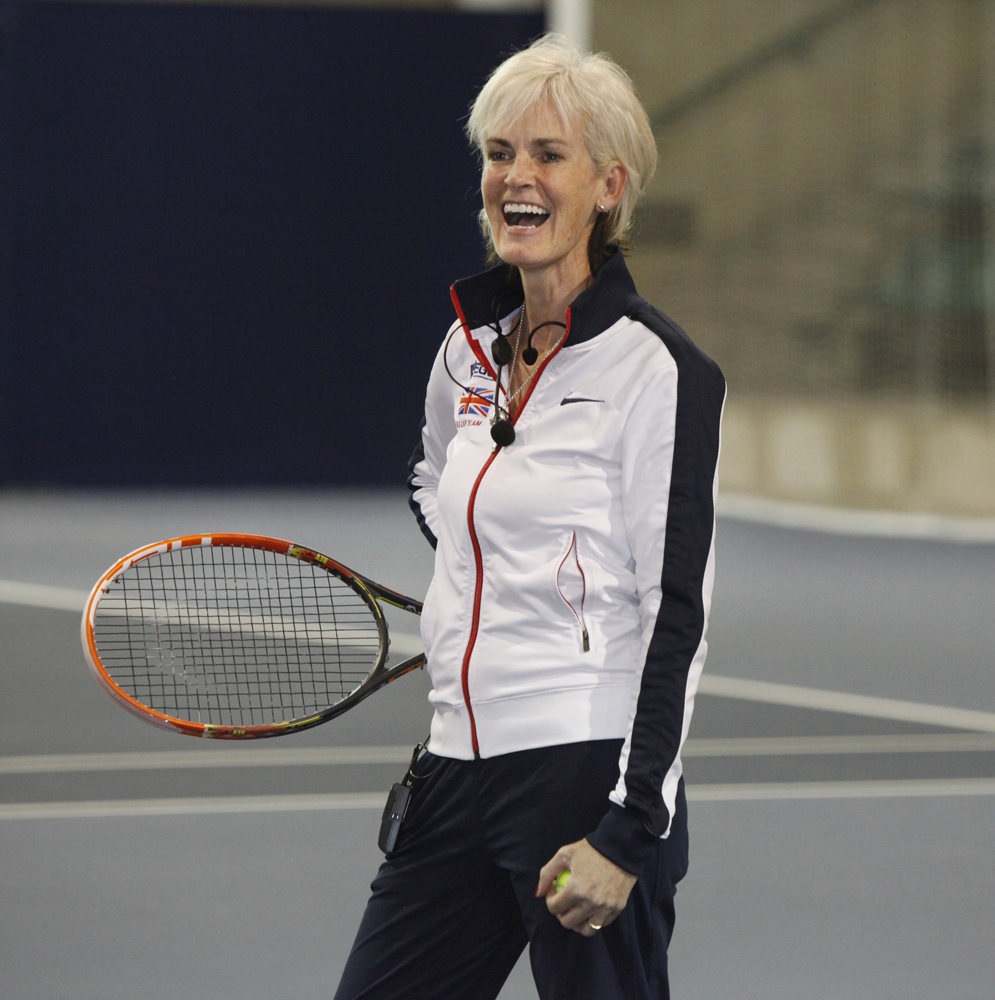 In Conversation With Judy Murray