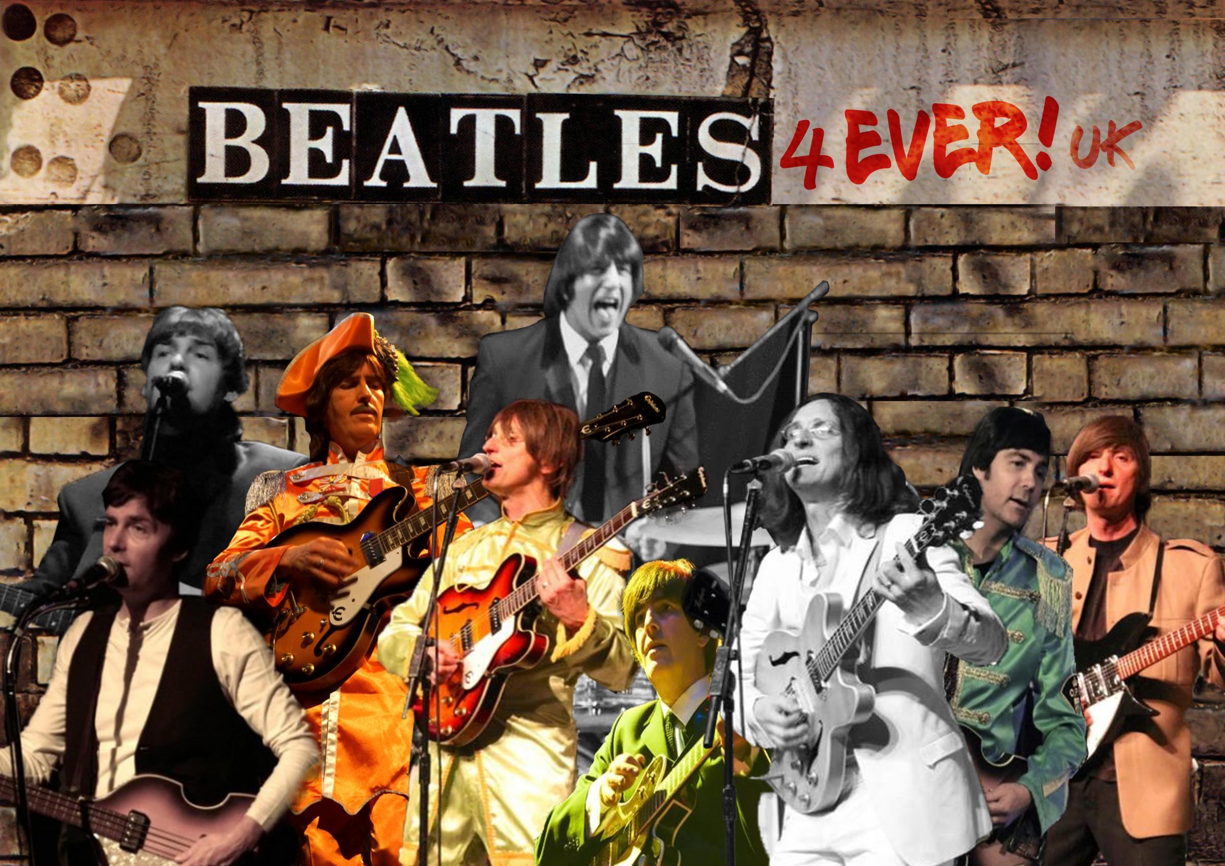 Beatles 4Ever UK Tribute Concert With Budding Local Musicians