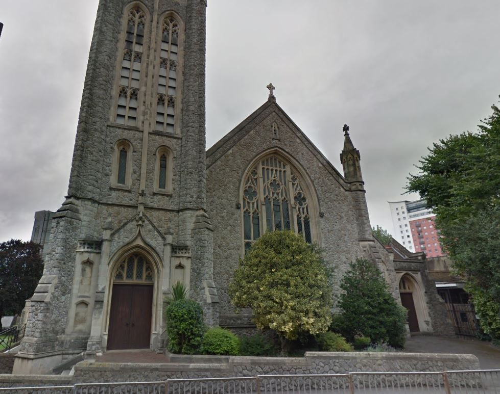 Trinity Church Sutton in Cheam Road. Photo: Google Maps / Street View