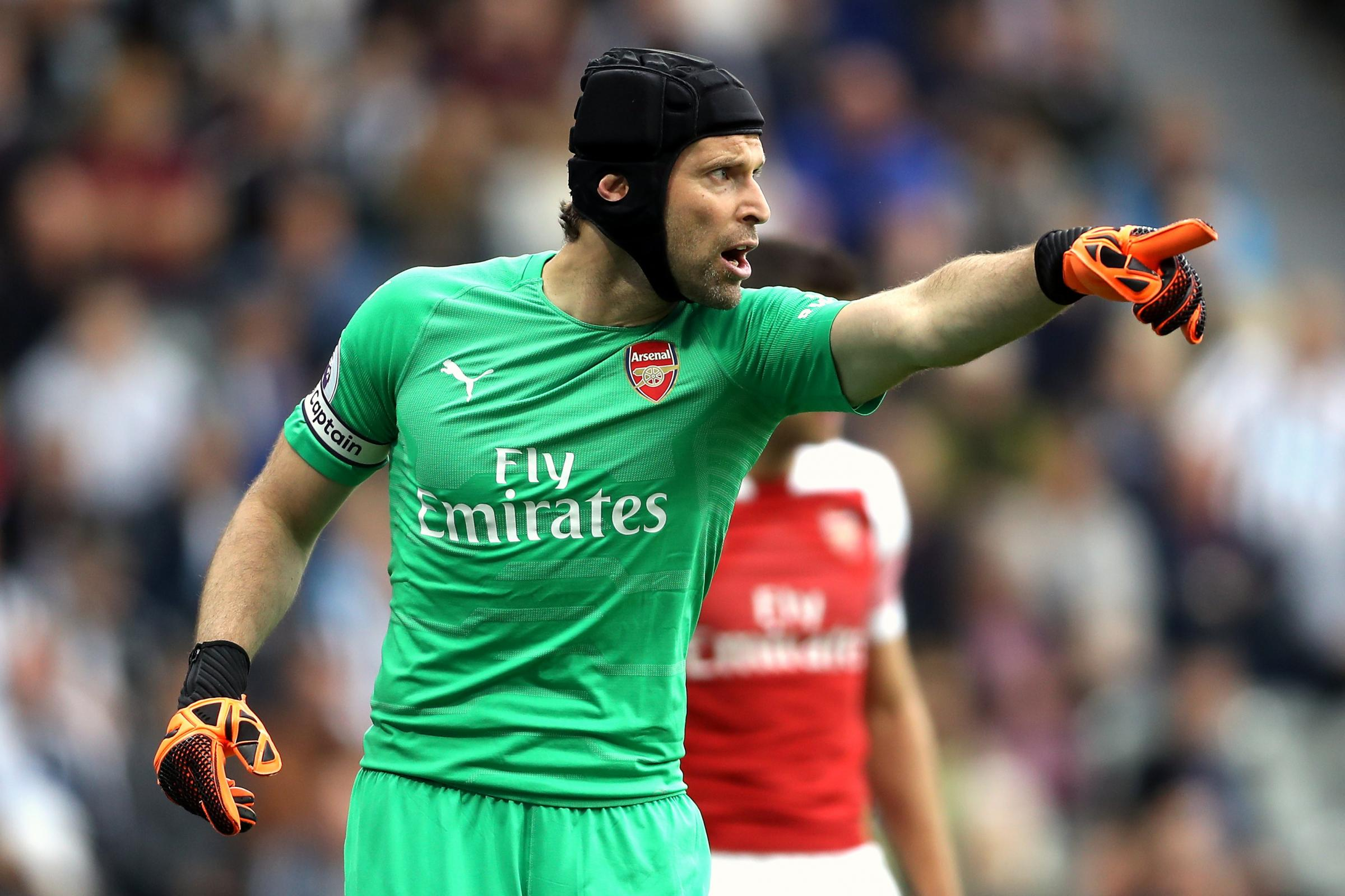 Petr Cech wants Arsenal to become tougher to beat