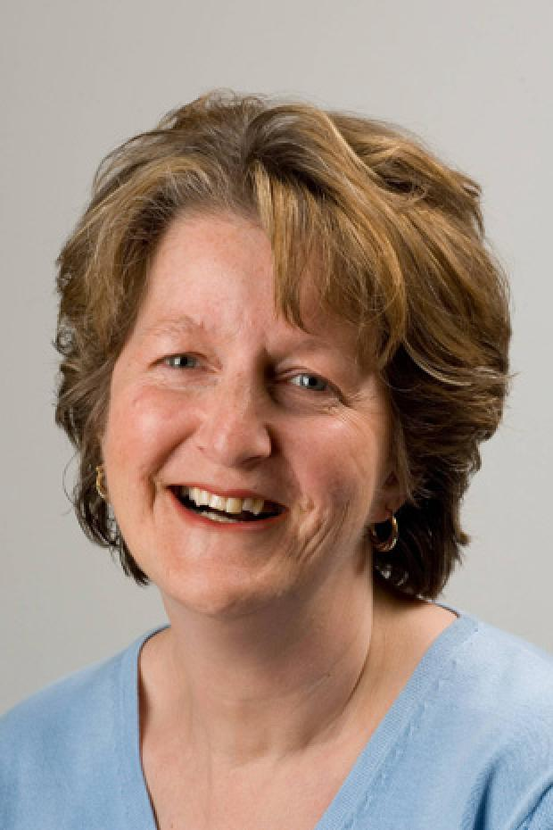 Sutton Council leader Ruth Dombey